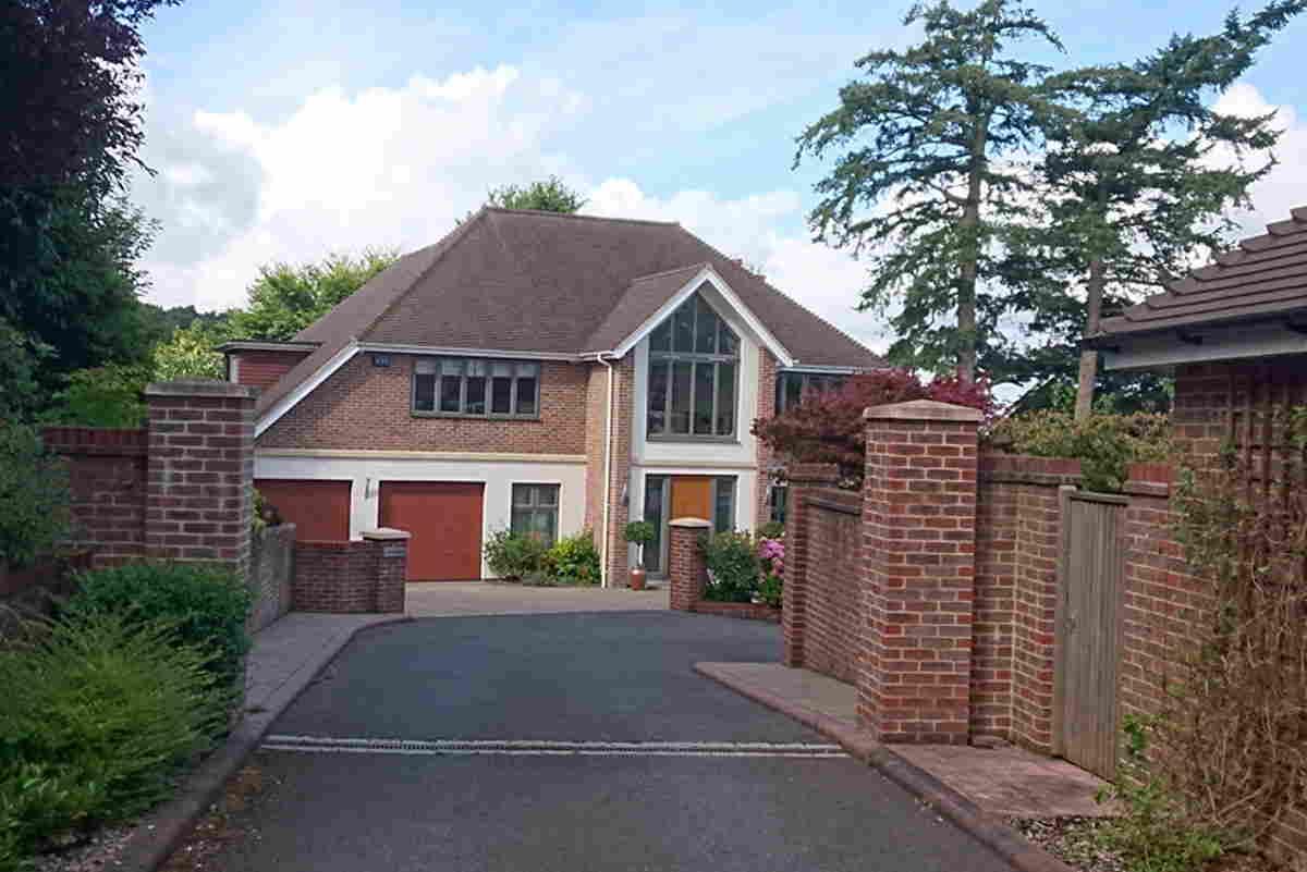 New-build,-Crowborough