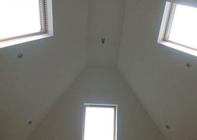 Vaulted-ceiling,-extension-Upper-Dicker,-East-Sussex